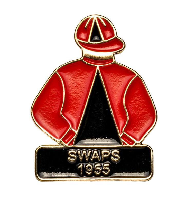 1955 Swaps Tac Pin,1955