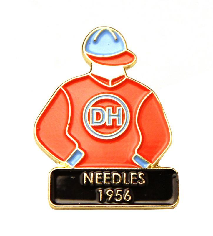 1956 Needles Tac Pin,1956