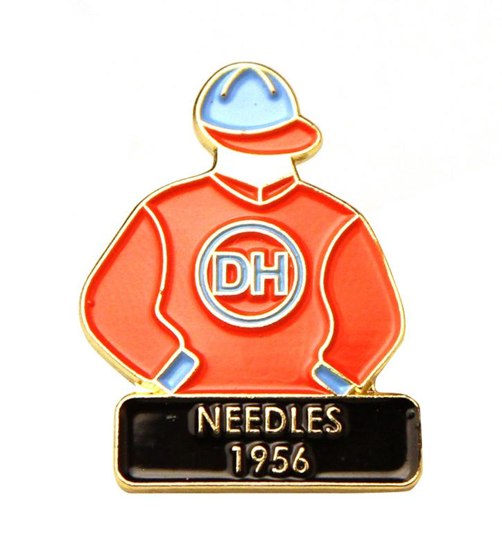 1956 Needles Tac Pin,1956