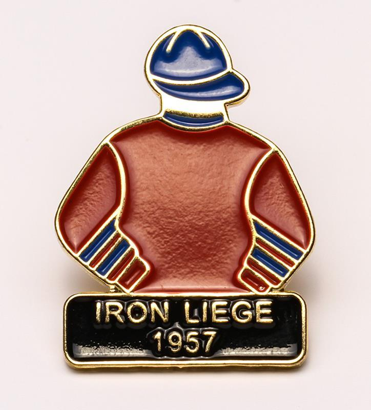 1957 Iron Leige Tac Pin,1957