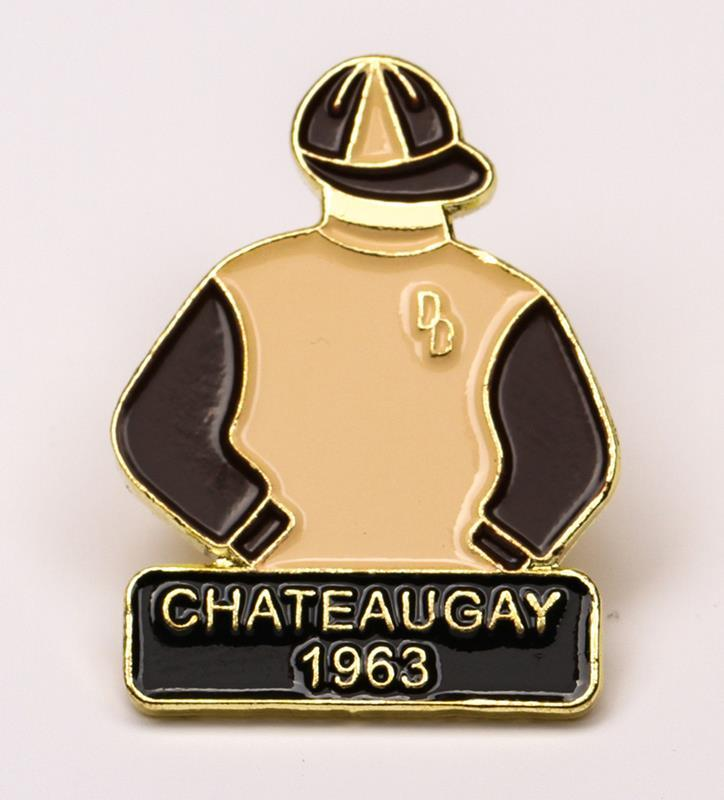 1963 Chautegay Tac Pin,1963