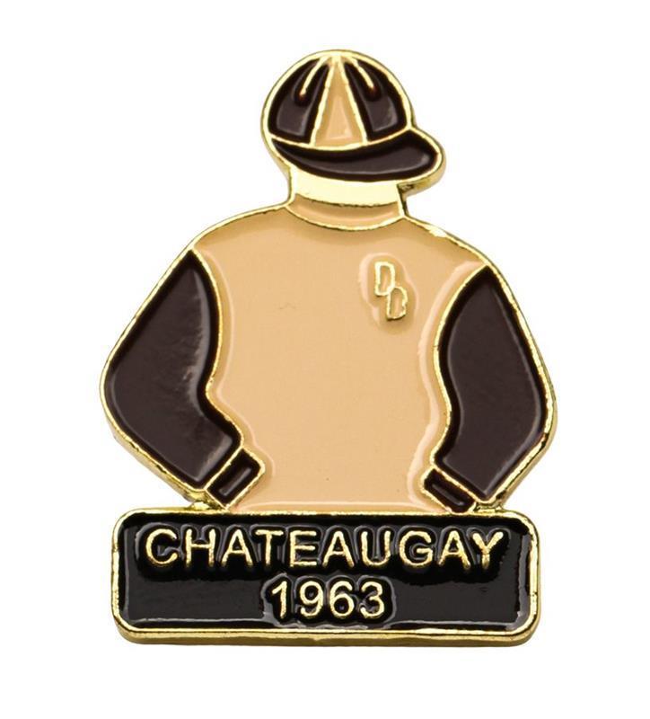 1963 Chautegay Tac Pin,1963