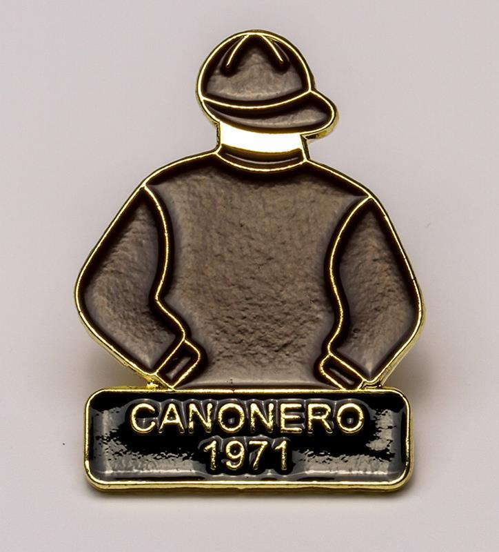 1971 Cannonero II Tac Pin,1971