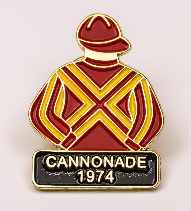 1974 Cannonade Tac Pin,1974