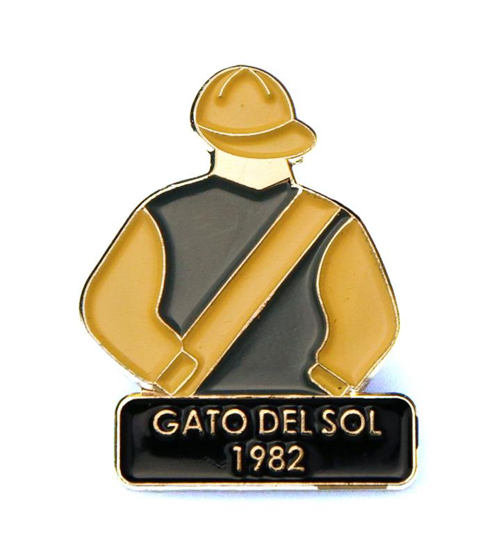 1982 Gato Del Sol Tac Pin,1982
