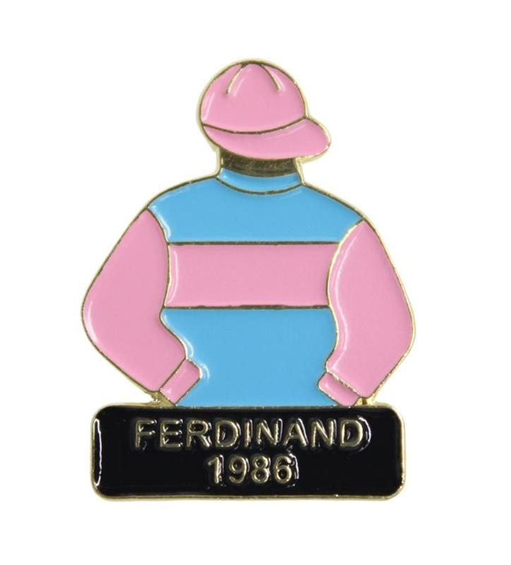1986 Ferdinand Tac Pin,1986
