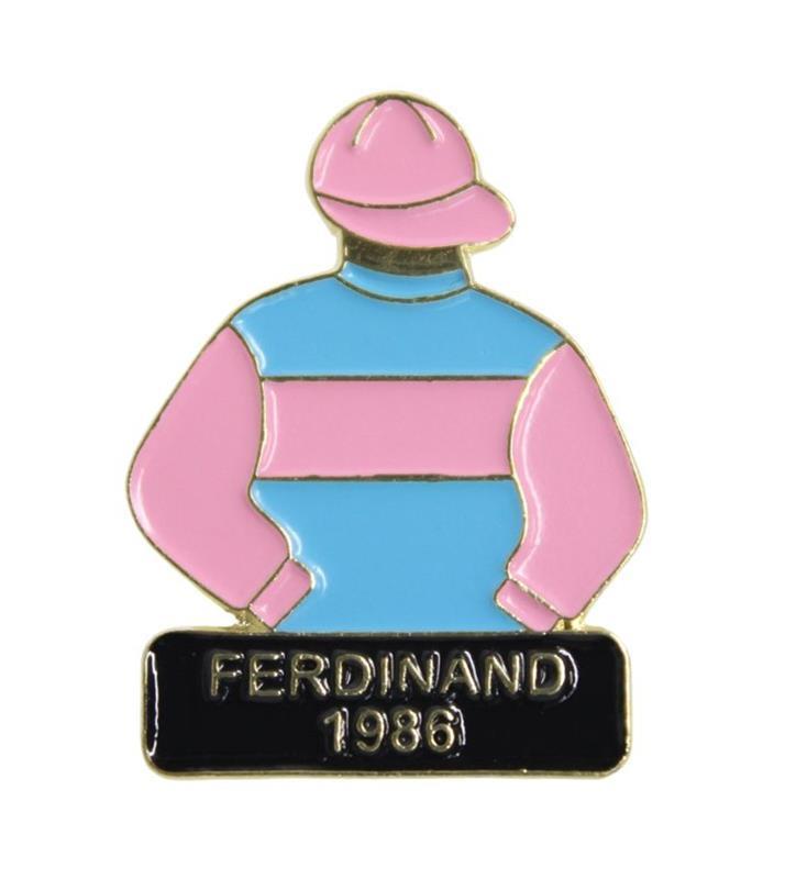 1986 Ferdinand Tac Pin,1986