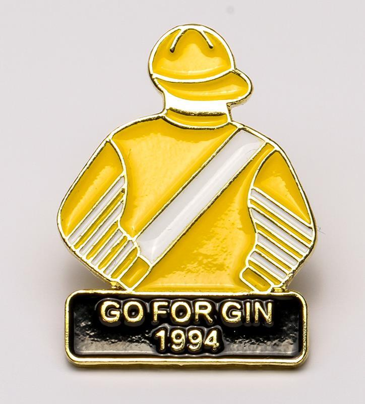 1994 Go For Gin Tac Pin,1994