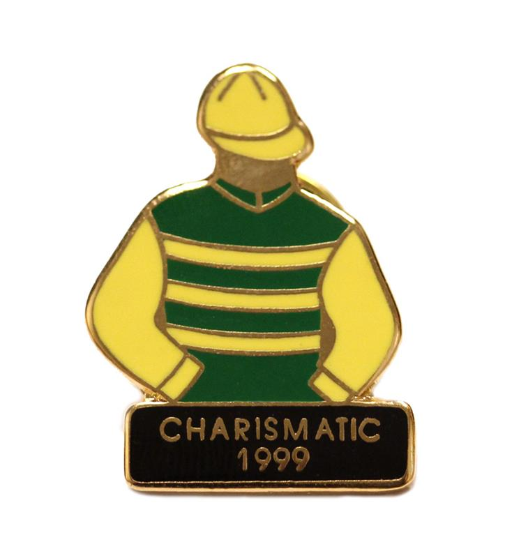 1999 Charismatic Tac Pin,1999