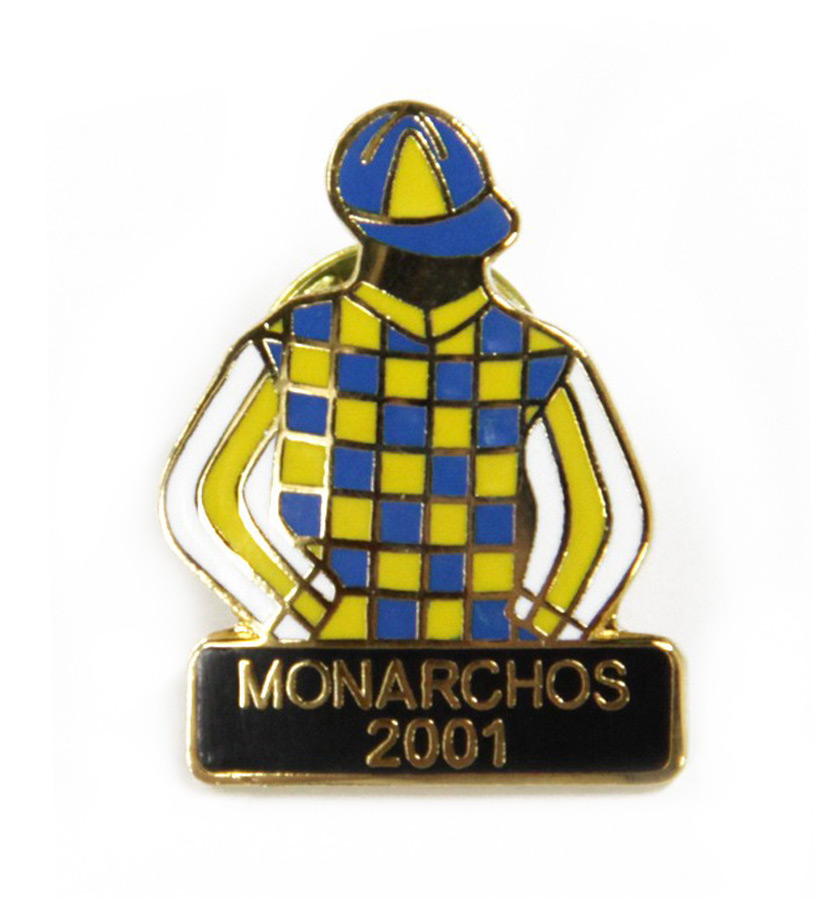 2001 Monarchos Tac Pin,2001