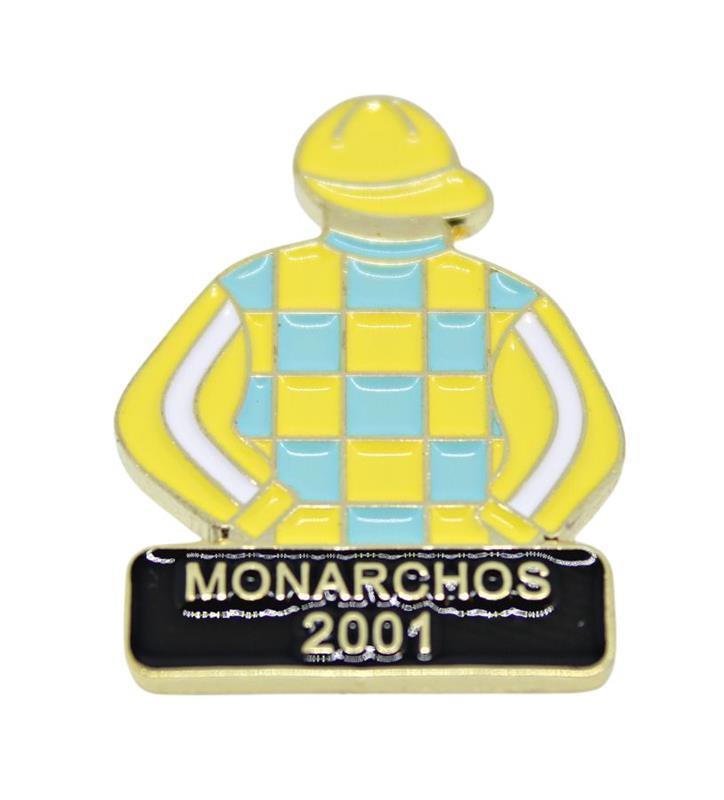 2001 Monarchos Tac Pin,2001