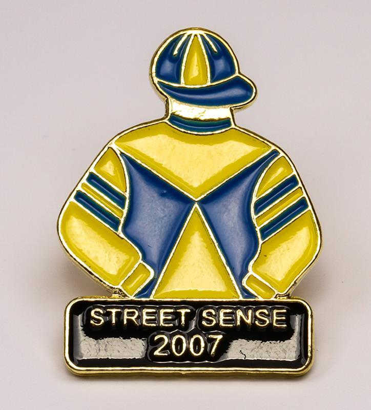 2007 Street Sense Tac Pin,2007