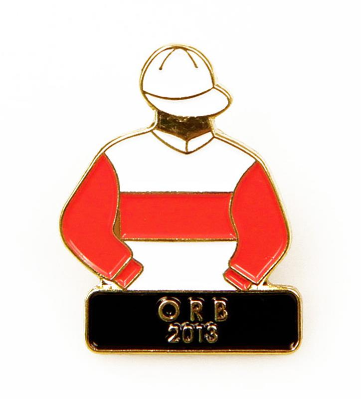 2013 Orb Tac Pin,2013