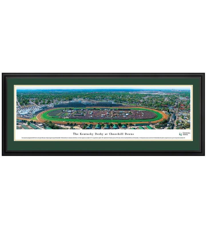 Churchill Downs Derby Day Panorama,# CD3D