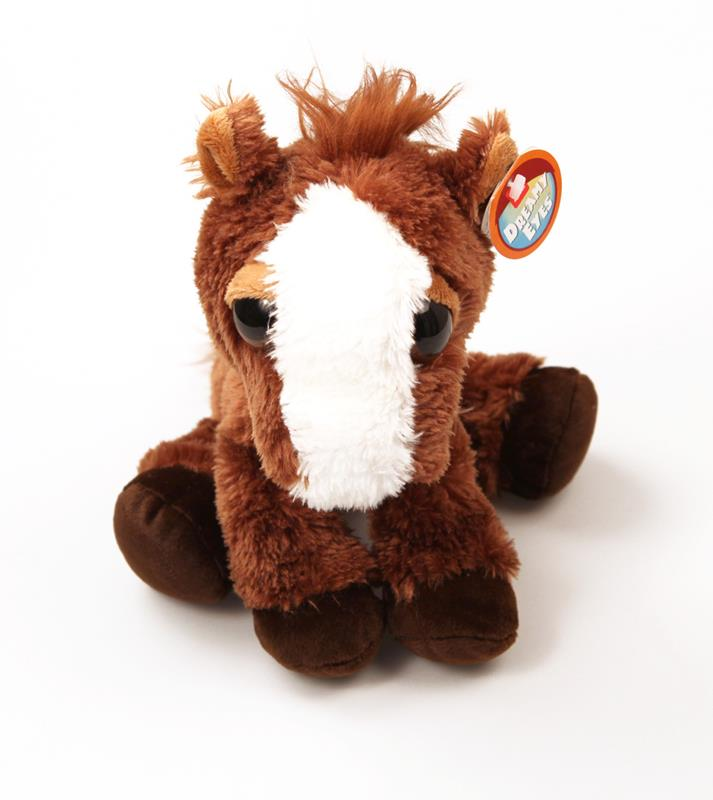 Dreamy Eyed Horse Plush,PRANCER 2163 10