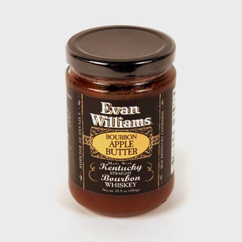 Evan Williams 9.5 oz Bourbon Apple Butter