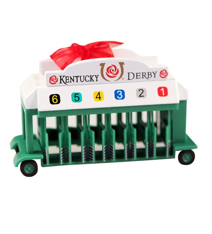 Kentucky Derby Starting Gate Ornament