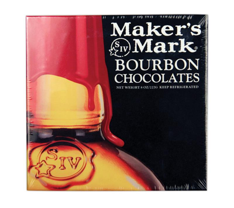 Maker's Mark 8 oz Bourbon Balls,WMBCH8 8OZ