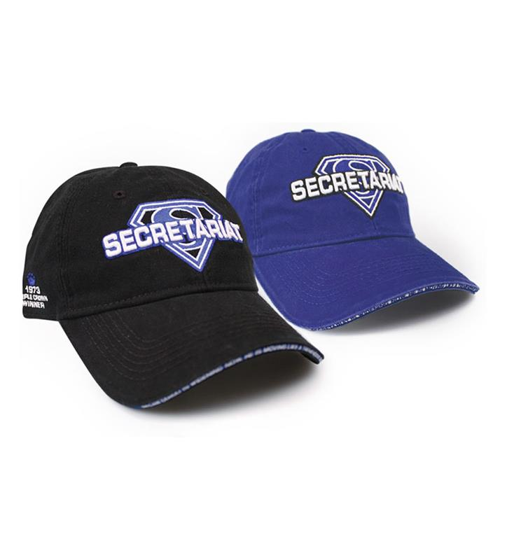 Secretariat Superhorse Cap