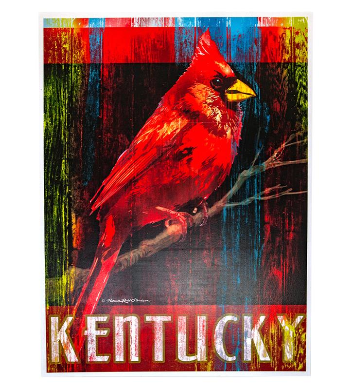 State of Ky Print,KENTUCKY 3751
