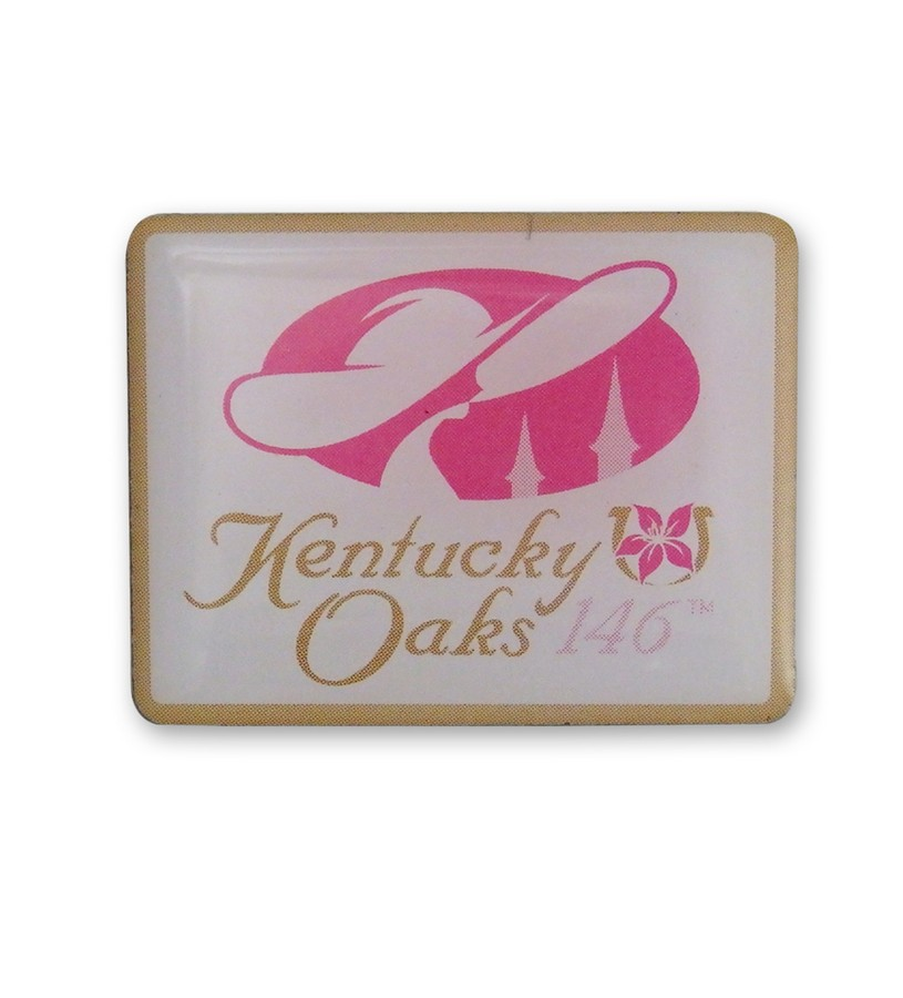 Kentucky Oaks 146 Lapel Pin,KLP2005