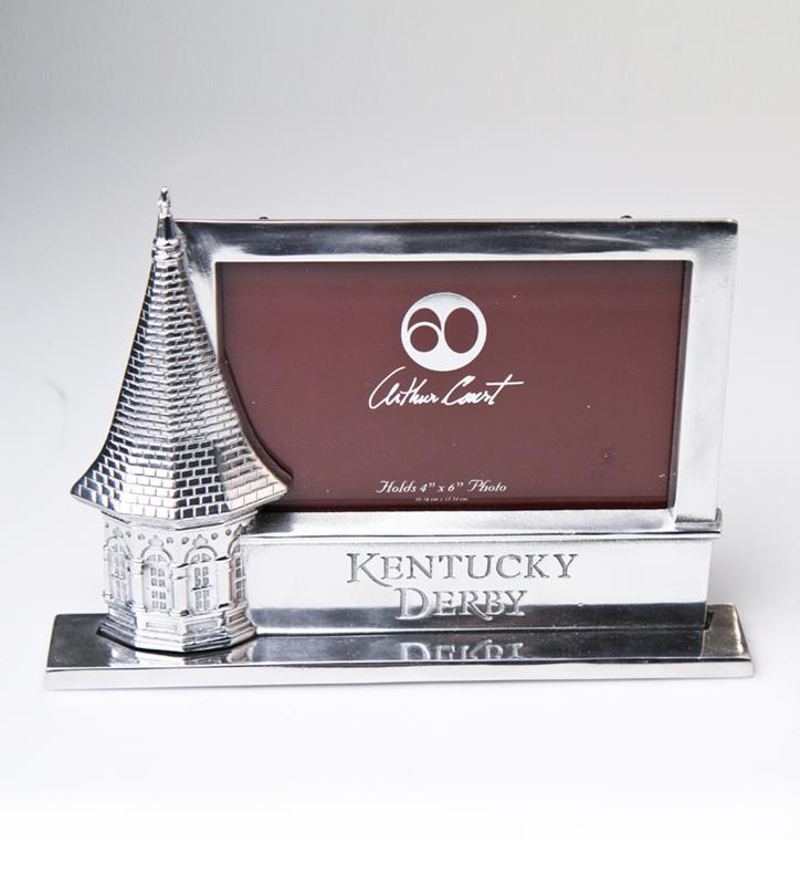 Larger Photo Kentucky Derby Spire 4x6 Picture Frame