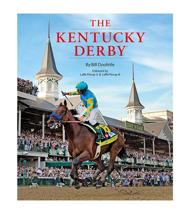 """The Kentucky Derby"" by Bill Doolittle,978-0-9897104-5-9"