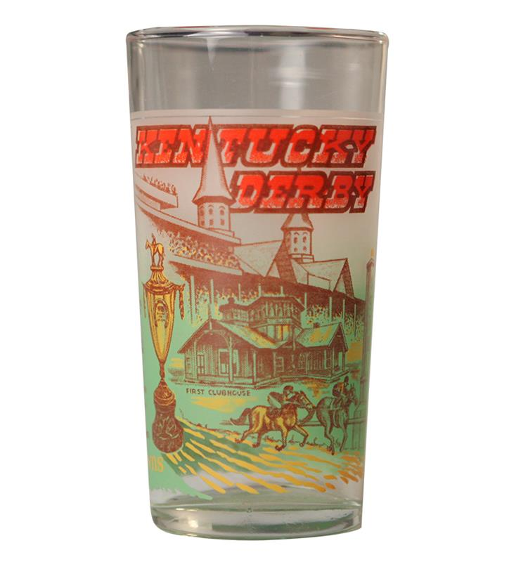 1978 Official Derby Glass