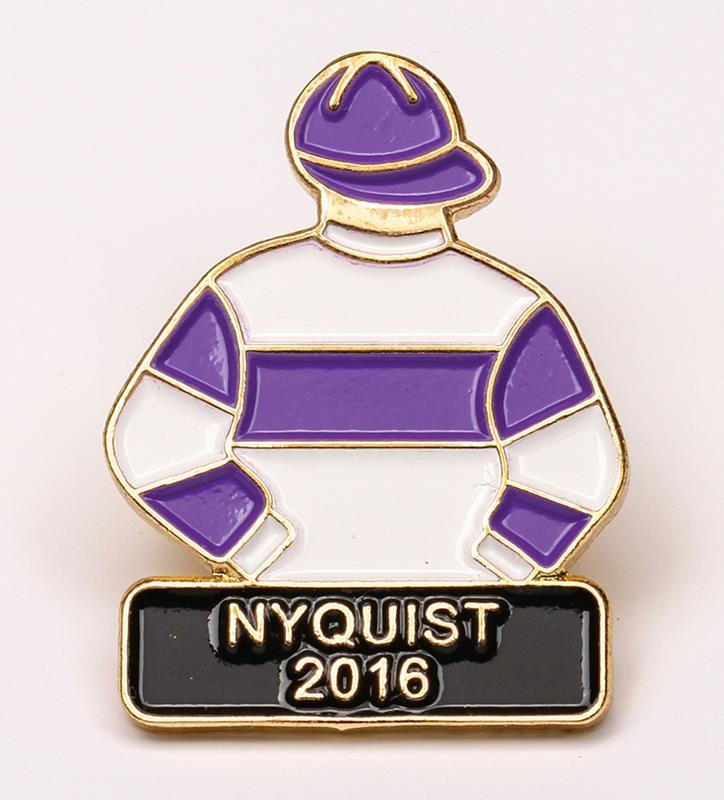 2016 Nyquist Tac Pin,2016 NYQUIST