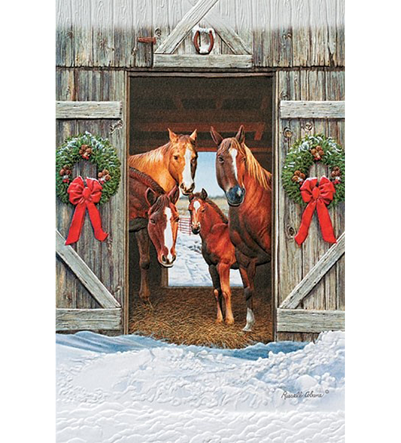 Bright Morning Holiday Card Set,98769BX