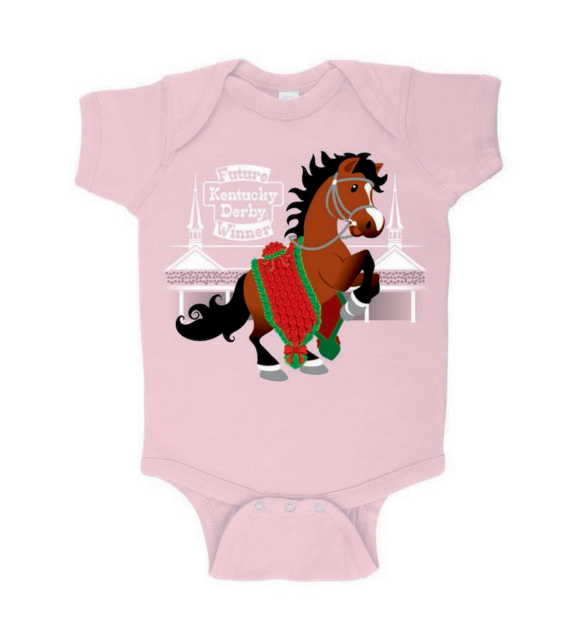 Future Kentucky Derby Winner Onesie,4787