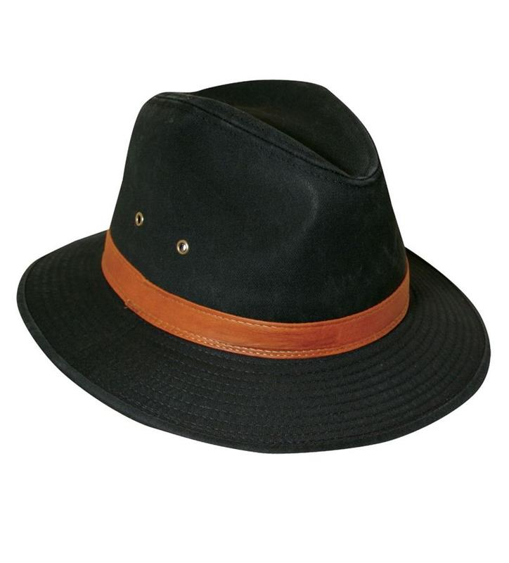 Men's Twill Safari Hat,863L