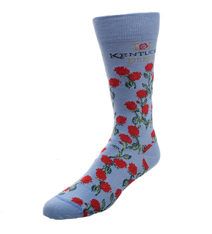 Stemmed Roses Socks,505-7