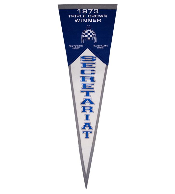 Secretariat Fan Pennant,SEC FAN PENNANT