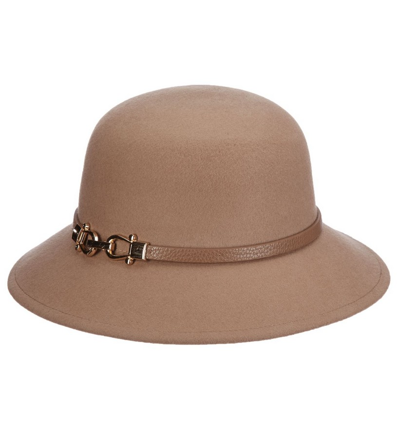 Ladies' Wide Brim Cloche,LF242-ASST