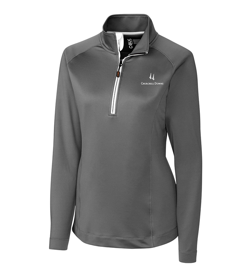 Ladies' Churchill Downs Logo Jackson Jacket,LBK00010-ELEMENTAL G