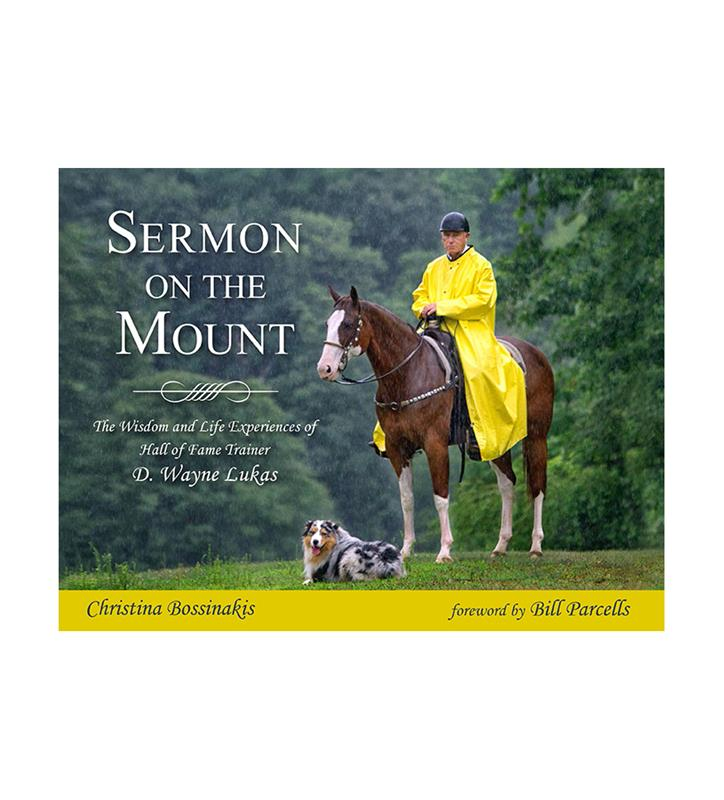 "D. Wayne Lukas Anthology ""Sermon on the Mount"",FORTHCOMING"