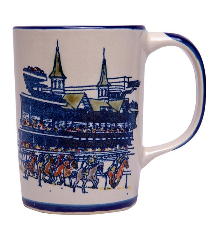 Grandstand Mug by Louisville Stoneware,Louisville Stoneware,GRAND MUG EX