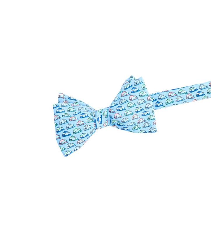 Kentucky Derby 2019 Jockey Helmet Bowtie,Kentucky Derby 145-2019 Vineyard Vines Collection,1T000170-456 JAKE BL