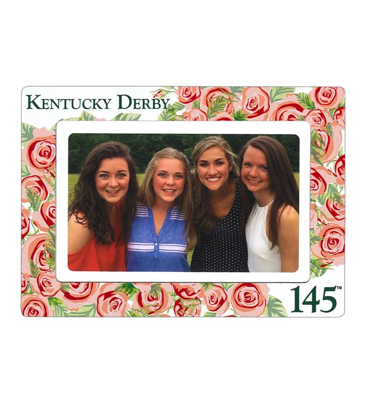 Kentucky Derby 145 Magnetic 4 x 6 Frame,MAGFR4X6 145 LOGO