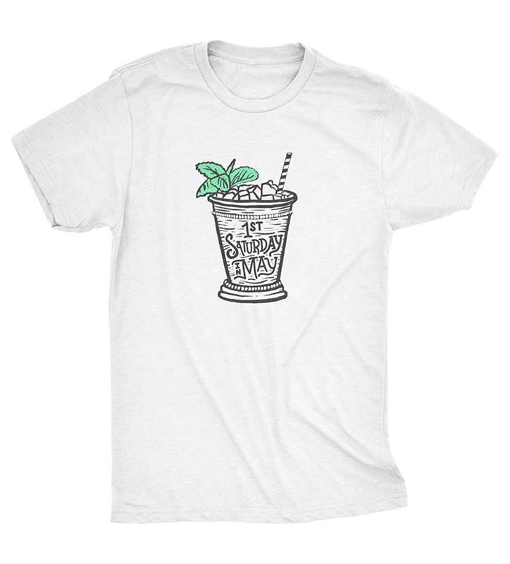 Julep Tee by Old Smoke,Old Smoke Clothing Co,JULEPTEE