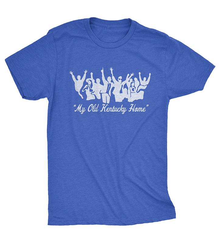 The Kentucky Tee by Old Smoke,Old Smoke Clothing Co,KENTUCKY TEE