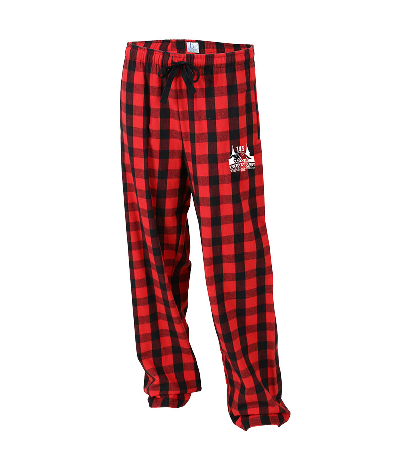 Kentucky Derby 145 Flannel Pant,F20RBB-7/16