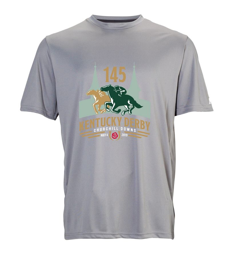 Kentucky Derby 145 Performance Tee,629X2M1145RA20-145LO