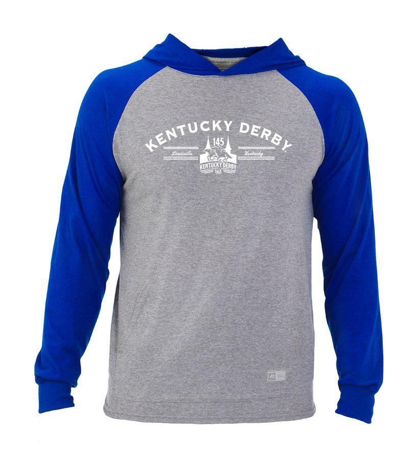 Kentucky Derby 145 Arch Hoodie,64HTTMO145RA28-PRO12