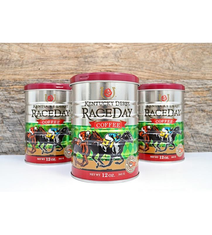 Kentucky Derby Raceday Coffee by Jittery Joe's,12 OZ COFFEE