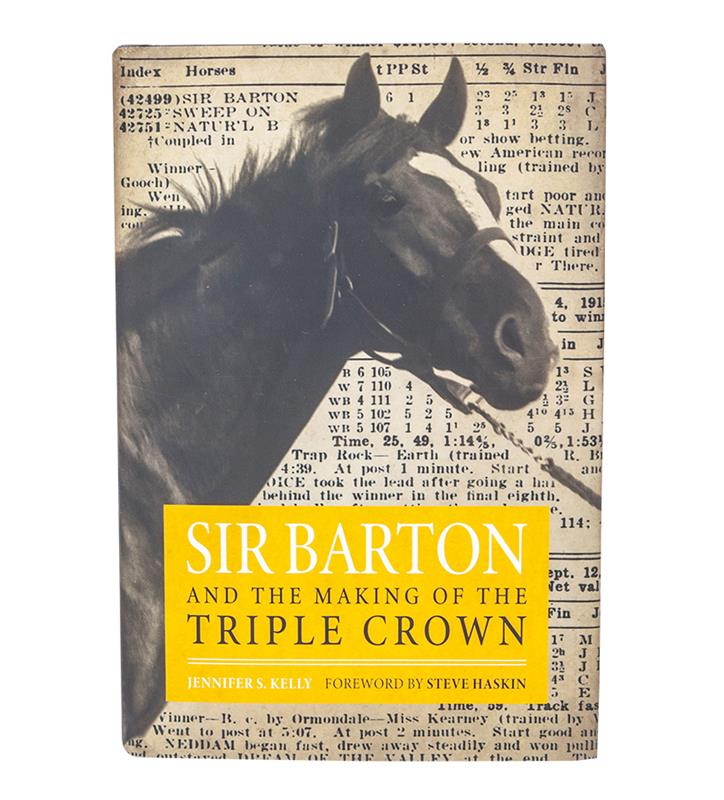 Sir Barton and the Making of the Triple Crown,SIR BARTON