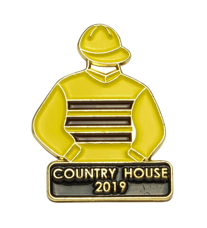 2019 Country House Tac Pin,2019 COUNTRY HOUSE