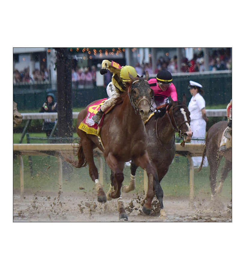 2019 Country House Victory Matted Photo,8X10 VICTORY MATTED