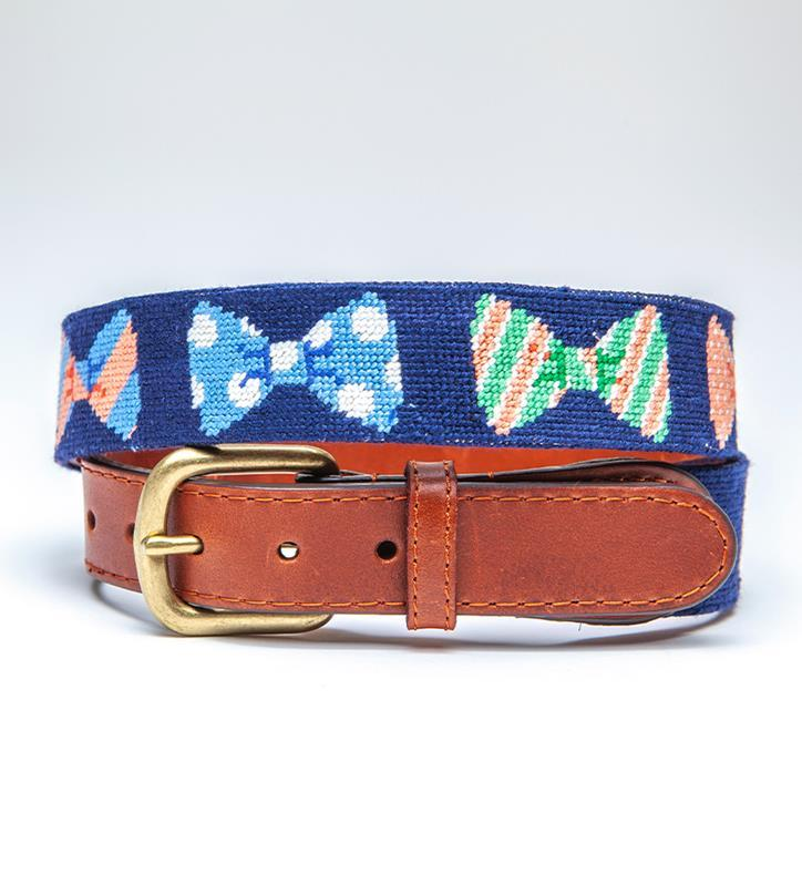 Bow Ties Belt by Smathers & Branson,BOW TIES BELT